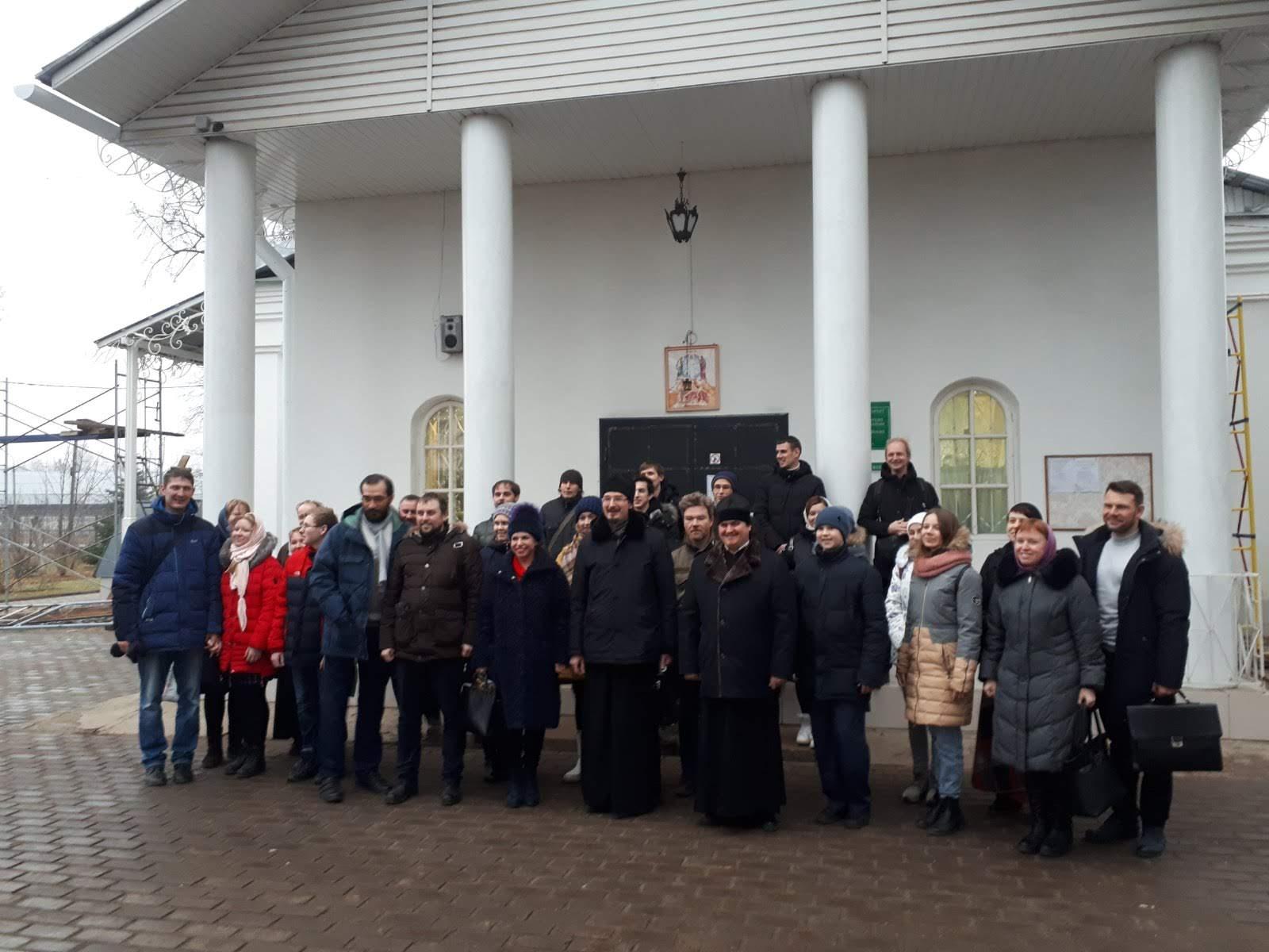 Заседание Молодёжного совета Александровской епархии 22.12.2019 г.