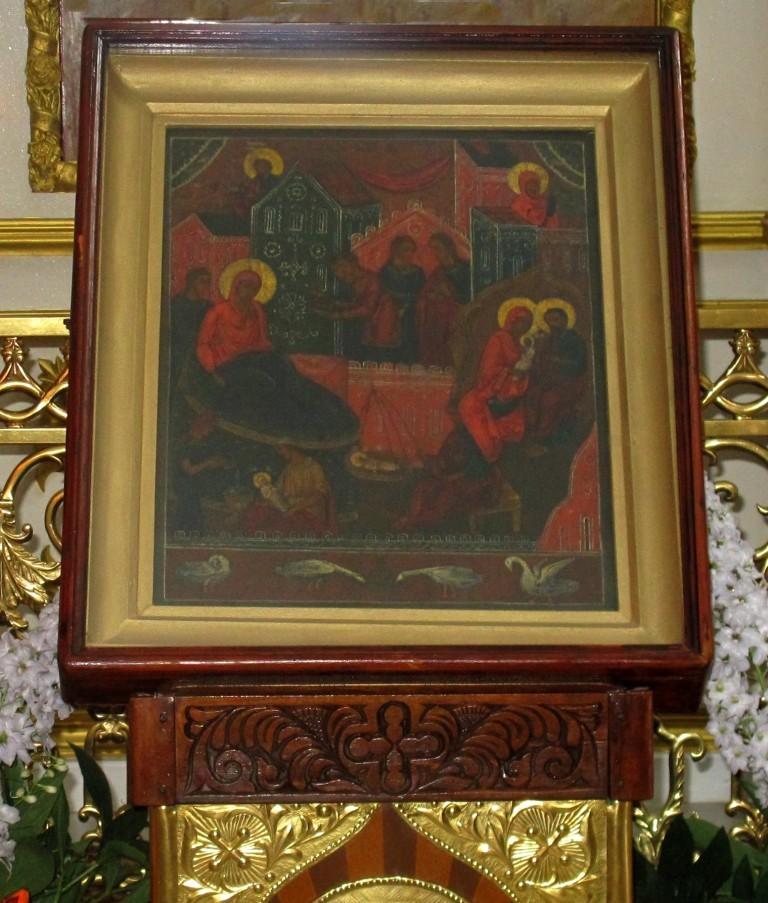 Лукиановская икона Рождества Пресвятой Богородицы