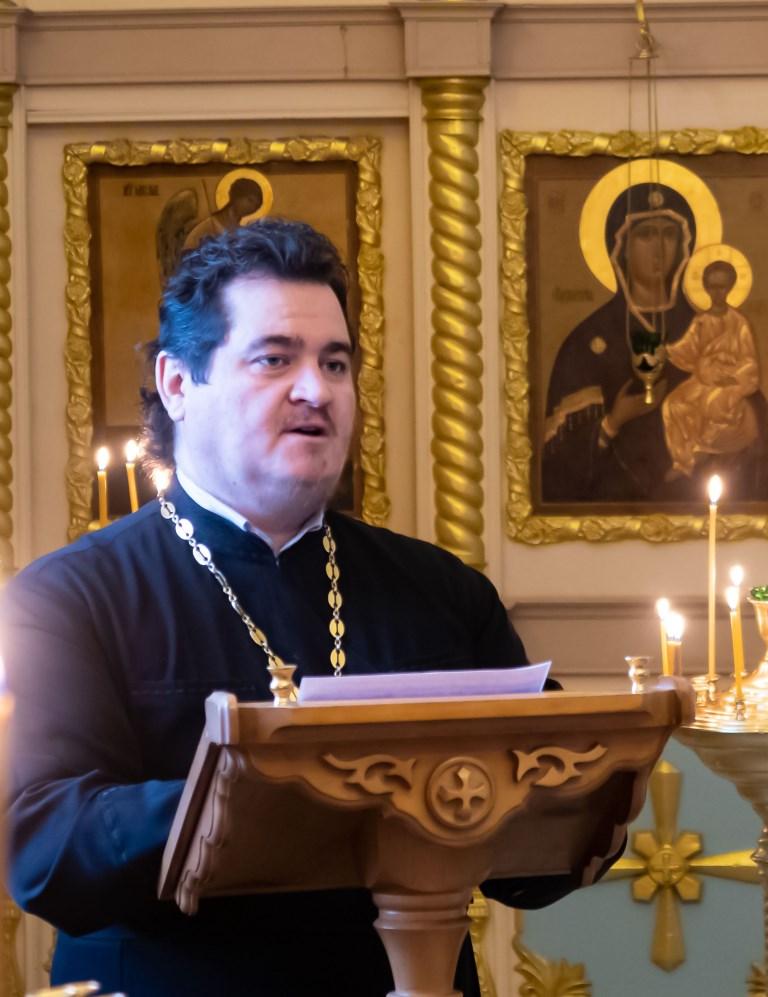 Иерей Александр Сутырин