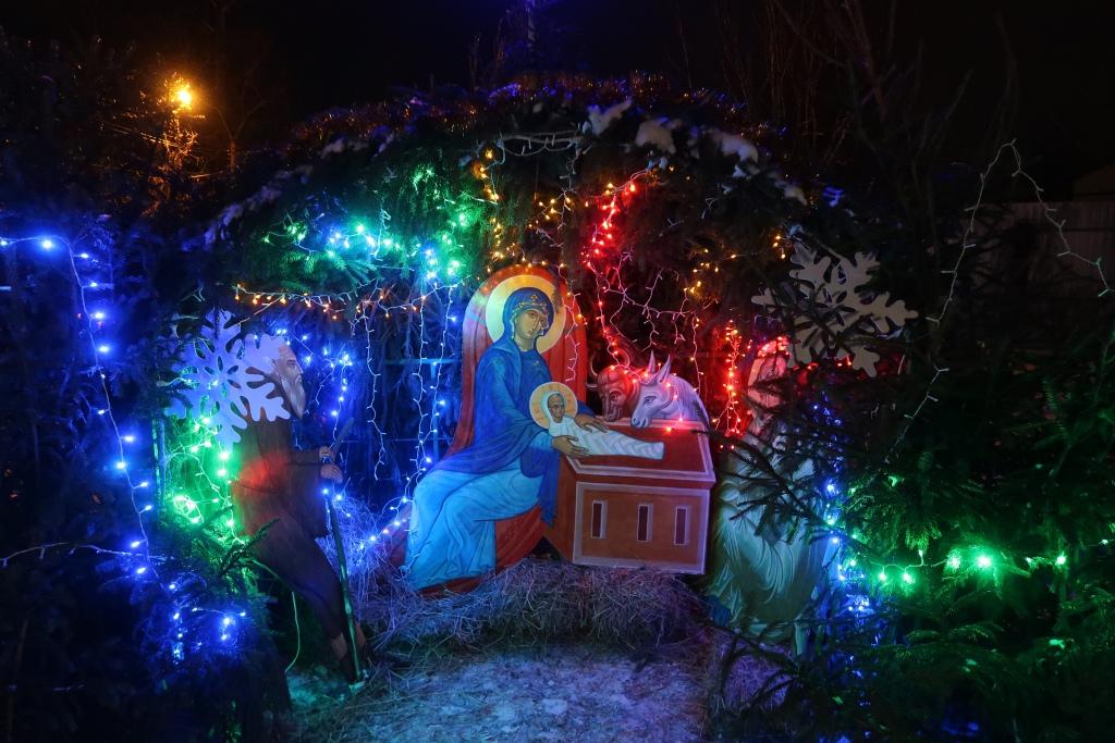 Рождество Христово в Струнино 2020 год