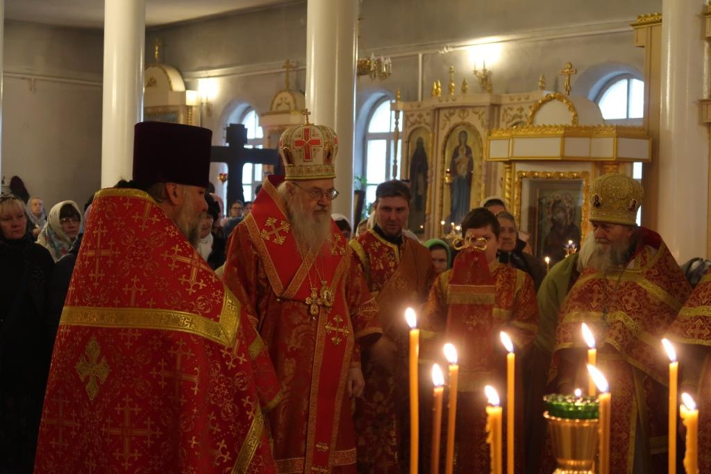 Престольный праздник святых мучениц 2019 год