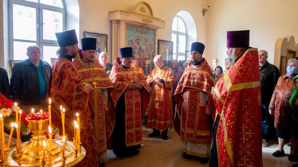 Праздник мучениц Веры, Надежды, Любови и Софии в Струнино. 2020 год