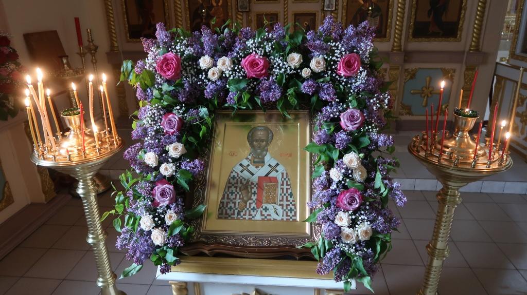 Летний праздник святителя Николая в Струнино 2021 год