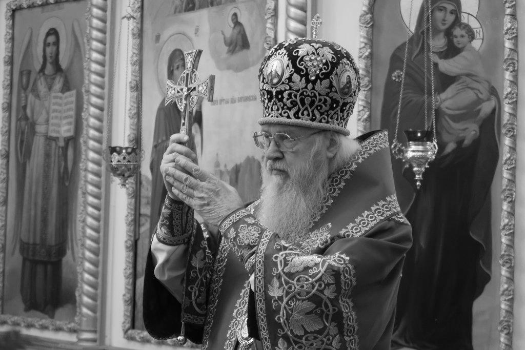 Митрополит Евлогий Смирнов